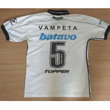 Camisa Corinthians Campeão 1999 Vampeta Topper Original - 20