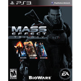 Mass Effect Trilogy Ps3 Digital Gcp
