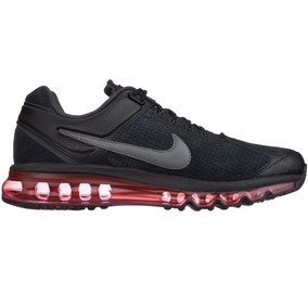 Tenis Nike Air Max Leather 2013 Suela Capsual Leather Br Gym