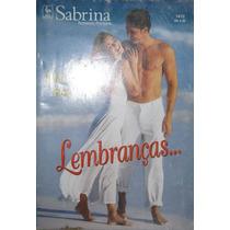 Livro Sabrina-romances Preciosos=lembranças=elaine Fox Livro