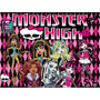 Kit Imprimible Monster High Oferta 2x1 Decoracion Fiesta
