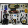 Kit Laboratório Advanced Módulos Para Arduino, Pic, Avr, Clp