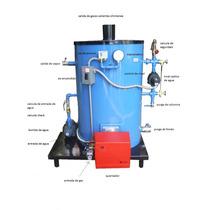 Caldera Vertical De 20hp A Gas O Diesel Ref 4641288350