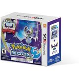 Videojuego + Figura Pokemon Moon Lunala Nintendo 3ds Gamer