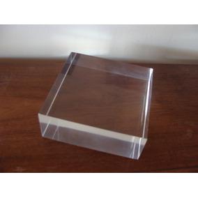 Placas De Acrilico 10 X 10 X 3,7 Cm