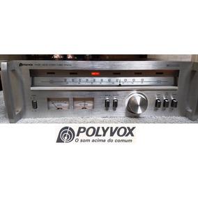 Quadro 20x30 Tuner Polyvox Tp-5000 C/ Moldura E Vidro