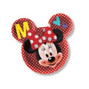 Prato Minnie Mouse Fun Plasutil Infantil Frete Barato