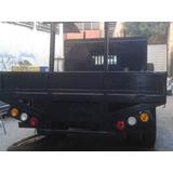 Se Vende Plataforma Para 350 Camión