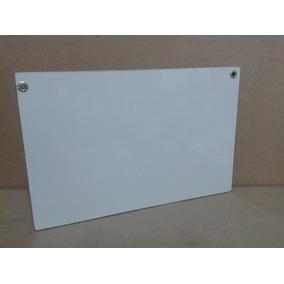 Pizarrón Blanco Borrable 30 X 20 Portátil Recurso Didáctico
