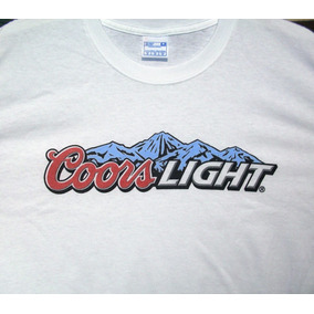 Playera De Coors Light Q