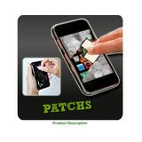 Stickers Limpiadores Para Pantalla Tactil Brasil 2014