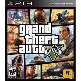 Gta V Grand Theft Auto V Ps3 Legendado Pt Br Entrego Agora
