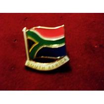 Pin 1998 - Bandera De Sudafrica