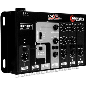Crossover Taramps Crx 5 Plus 5 Vias Som Crx5 Similar Stx104