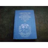 Mini Constitucion Venezolana