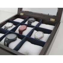 Estuche Caja Para Relojes - Regalos Originales Dia Del Padre