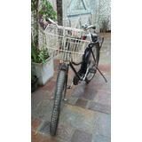 Bicicleta Antigua Tipo Ingleasa Para Mujer