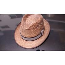 Sombreros De Palma Tipo Cubano Fedora Vv4