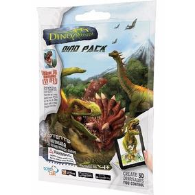 Dino Mundi Pack Sorpresa Cartas 3d - Jugueteria Aplausos