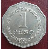 Colombia Moneda De 1 Peso Año 1967