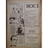 Intervalo Álbum Agosto De 1960. Editorial Columba