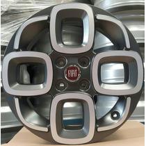Roda Novo Uno Sport Original Fiat Aro 15 (novas Originais)