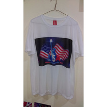Playera De Estados Unidos, Independence Day Souvenir Nuevo.