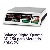 Balanza Digital Comercial 40kg Display Ambos Lados Nuevo Gti
