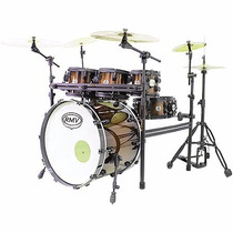 Bateria Road Up Com Rack Cobre Pbrk22916 - Rmv
