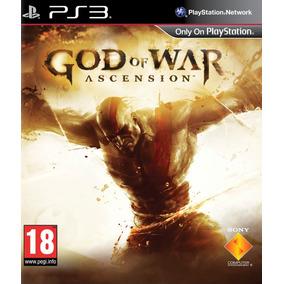 God Of War 4 Gow Iv Ascension Ps3 Psn Envio Digital Imediato