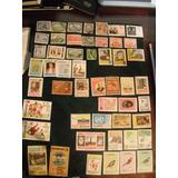 Lote Colección De 1000 Sellos Estampillas Diferentes Ecuador