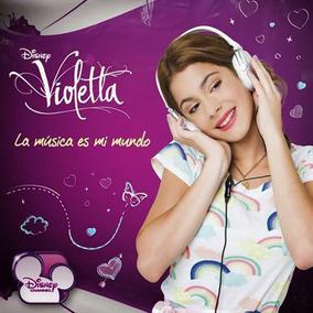 Violetta - Cantar Es Lo Que Soy ( Cd + Dvd ) - Los Chiquibum