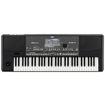 Teclado Korg Pa600 Organo Sintetizador Cuotas Sin Interes!