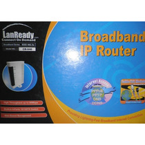 Broadband Ip Router Lanready 4 Puertos -windows Unix Y Mac-