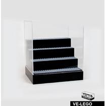 Exhibidor De Acrílico Para Para Legos De Varios Niveles