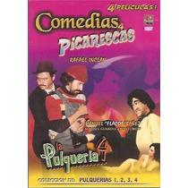 Dvd Mexicano Entre Ficheras Anda El Diabl La Pulqueria 3 Y 4