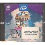 Enciclopedia Atlas Encarta 1994 Microsoft Software Original