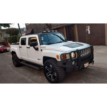 Hummer H3 4p T Adventure Pick Up 2009