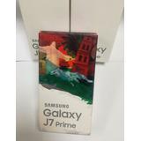 Samsung Galaxy J7 Prime 4g 16gb 3g Ram Octacore Huella 2016