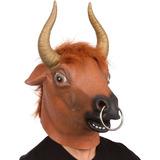 Mascara De Toro Latex Entrega Inmediata Envio Gratis