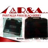 Pantalla Lcd Blackberry Gemini 8520 8530 9300 007 / 111