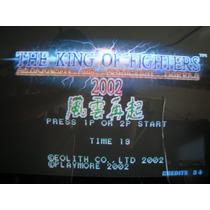 Video Juegos Arcade Neo Geo Kof Kof 2002