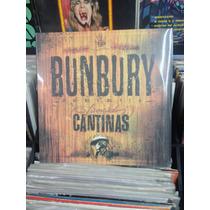 Enrique Bunbury Licenciado En Cantinas 2lps Y Cd Nuevo