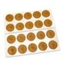 160 Imanes/magnetos De Neodimio 3mm X 1mm Con Parche