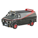 Coleccionable Hot Wheels Elite One A-team Van (escala 150)