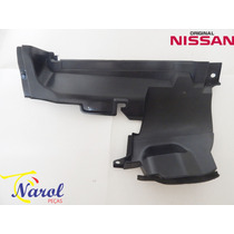 Defletor Radiador Lado Direito Nissan Livina