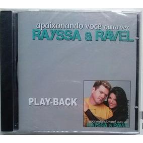 Cd Rayssa E Ravel - Apaixonando Você Outra Vez - Playback