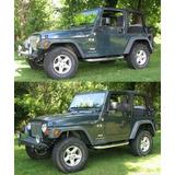 Lift Kit Suspension Calces Jeep Wrangler Tj Grand Cherokee