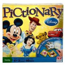 Disney Pictionary Juego