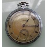 Mondiale Antiguo Reloj De Bolsillo 5cm-tomo Art-casa Pompeya